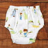 Adventure Of A Prince Organic Diaper Cover
