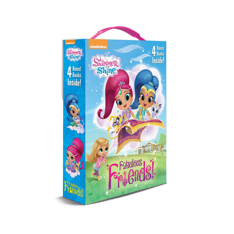 Shimmer and Shine Fabulous Friends Reading Set