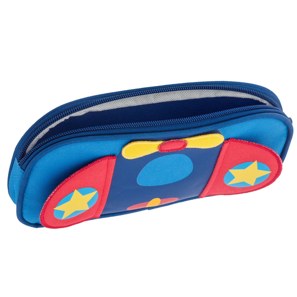 Stephen Joseph Pencil Pouch - Airplane