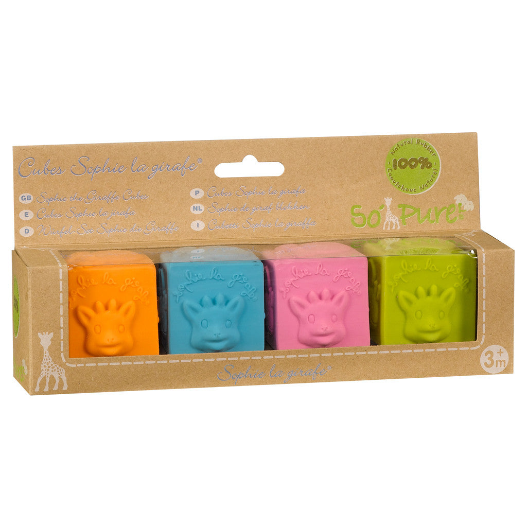 Sophie la Girafe So'Pure Organic Cubes