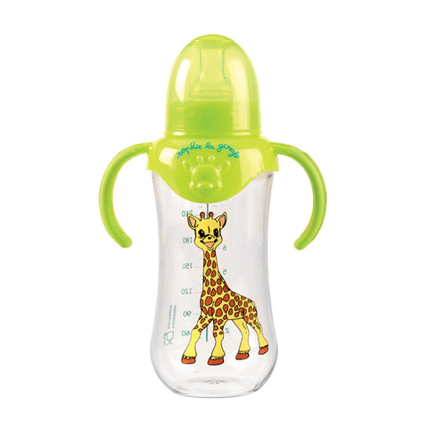 Sophie la Girafe Soft & Fun 250ml Feeding Bottle