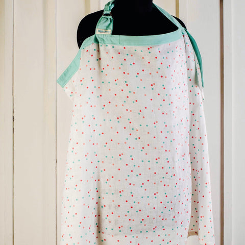 Scoops & Smiles Nursing Cover