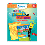 Skillmatics Educational Game - Shapes & Patterns