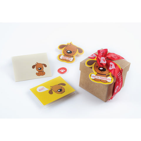 Stationery for the Little Ones - Puppy
