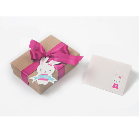 Stationery for the Little Ones - Bunny