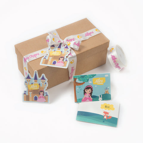 Stationery for the Little Ones - Princess