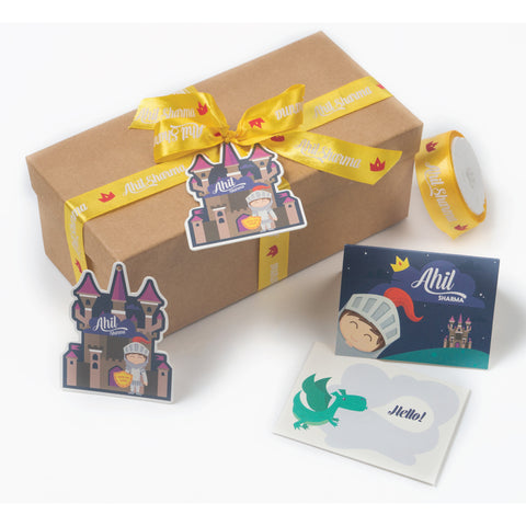 Stationery for the Little Ones - Prince