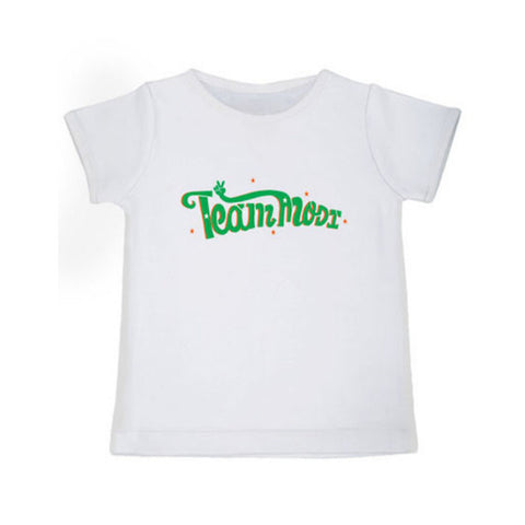 Team Modi - Organic Cotton Tees for Toddlers