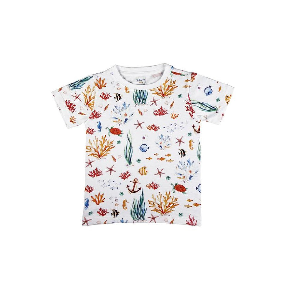Organic Kids Tee - Vacation Vibes, Pack of 2