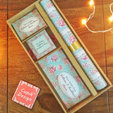 Personalised Gift Box - Vintage Floral