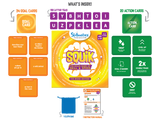 Skillmatics Educational Game - SQUIK: The Brain Game of Skill & Speed - Word Edition