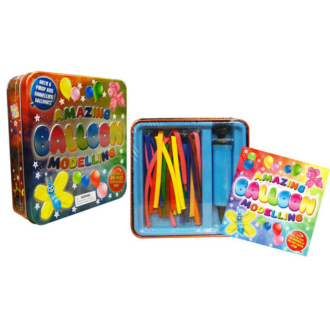 Amazing Balloon Modelling Box Set