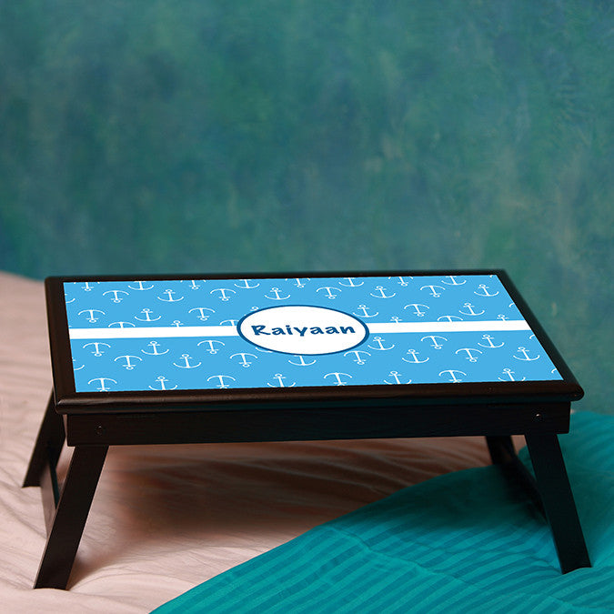 Personalised Bed table - Anchor