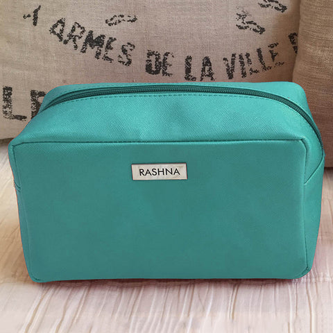 Personalised Utility/Travel Pouch <br> More colors available