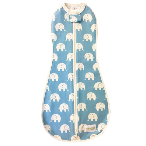 Blue Splash Elephant <br>Original Woombie