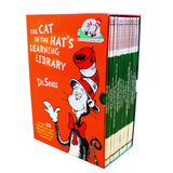 The Cat In The Hat's Learning Library  - Dr. Seuss (20 Vol Set)