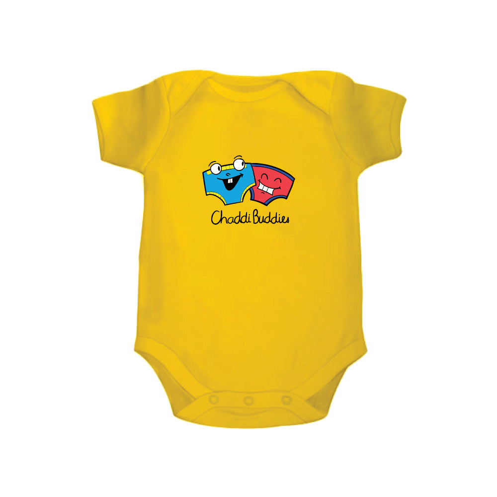 Chaddi Buddies - Organic Cotton Onesie