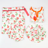"""Fun In The Sun"" Organic Gift Set (blossoms)"