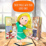 Goldilocks and the three bears - Come-To-Life Board Book