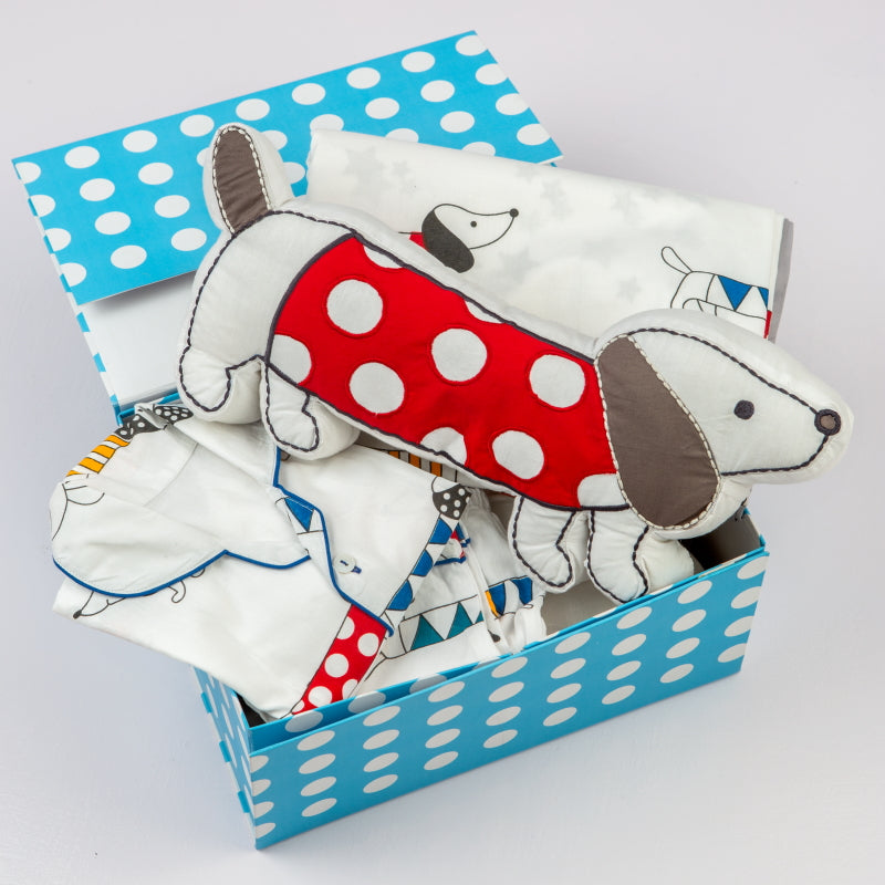 """Good Night"" Gift Set (Puppy Love)"