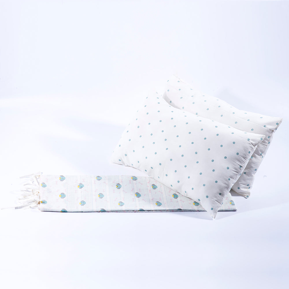 Hachiko Baby Bed Set