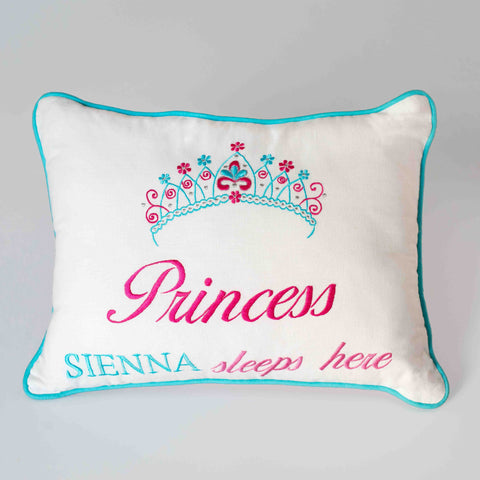 'Princess is Sleeping Pillow'