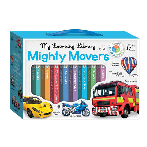 My Learning Library - Mighty Movers
