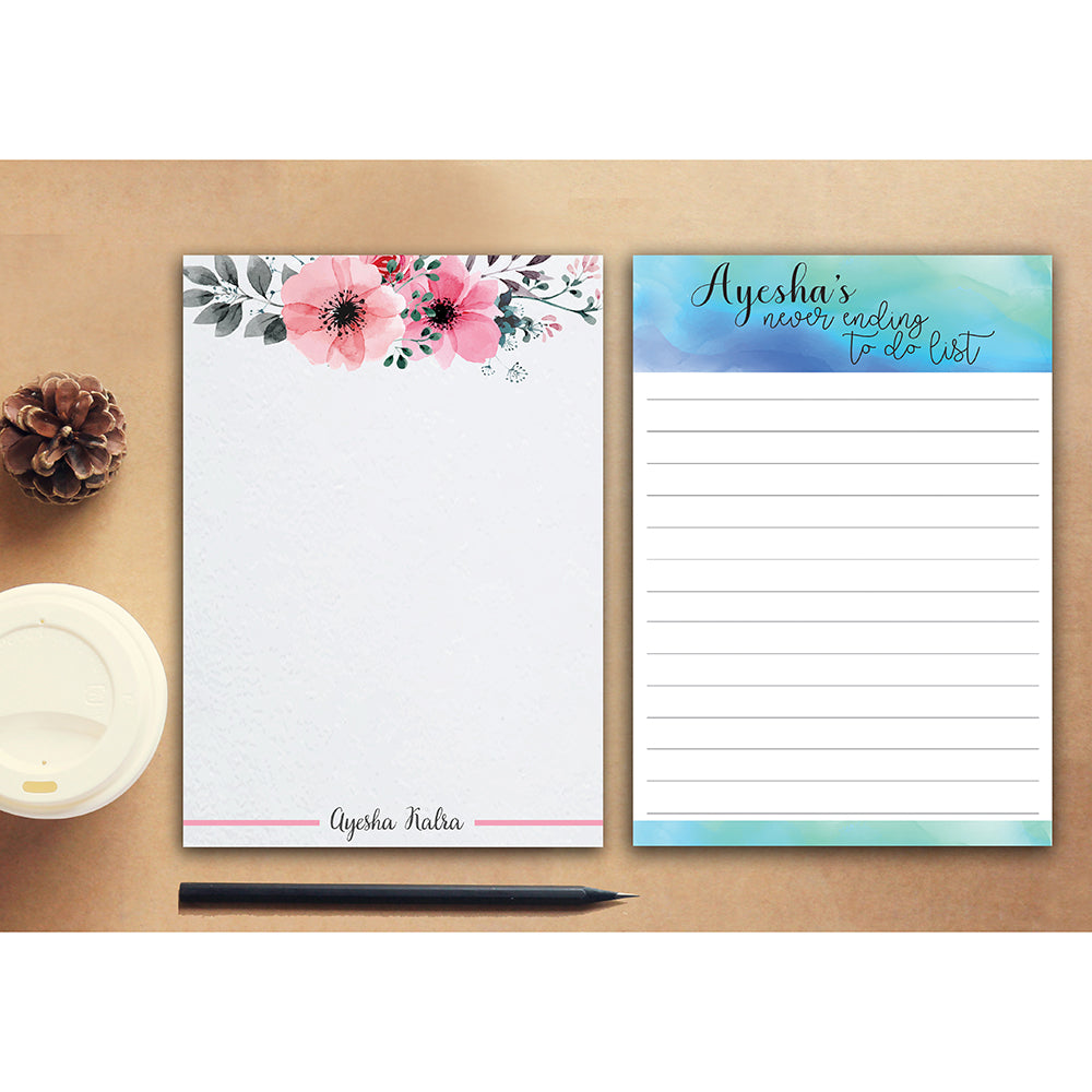 Notepads for Sisters, Set of 2