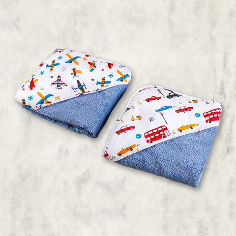 Off-We-Go! Towel Set