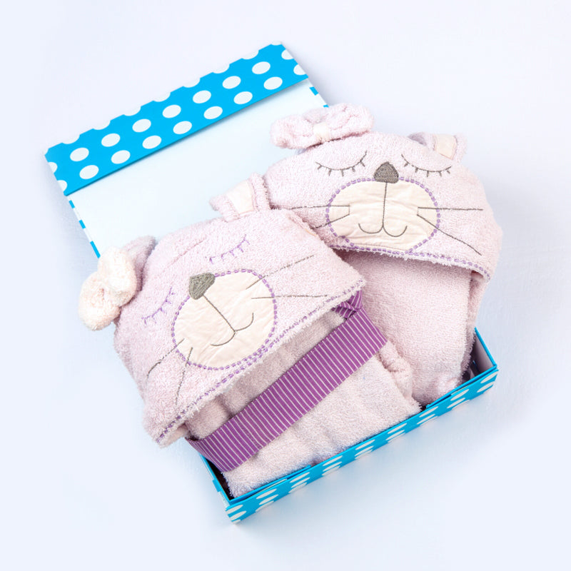"""Spa Time"" Toddler Gift Set (Bunny)"