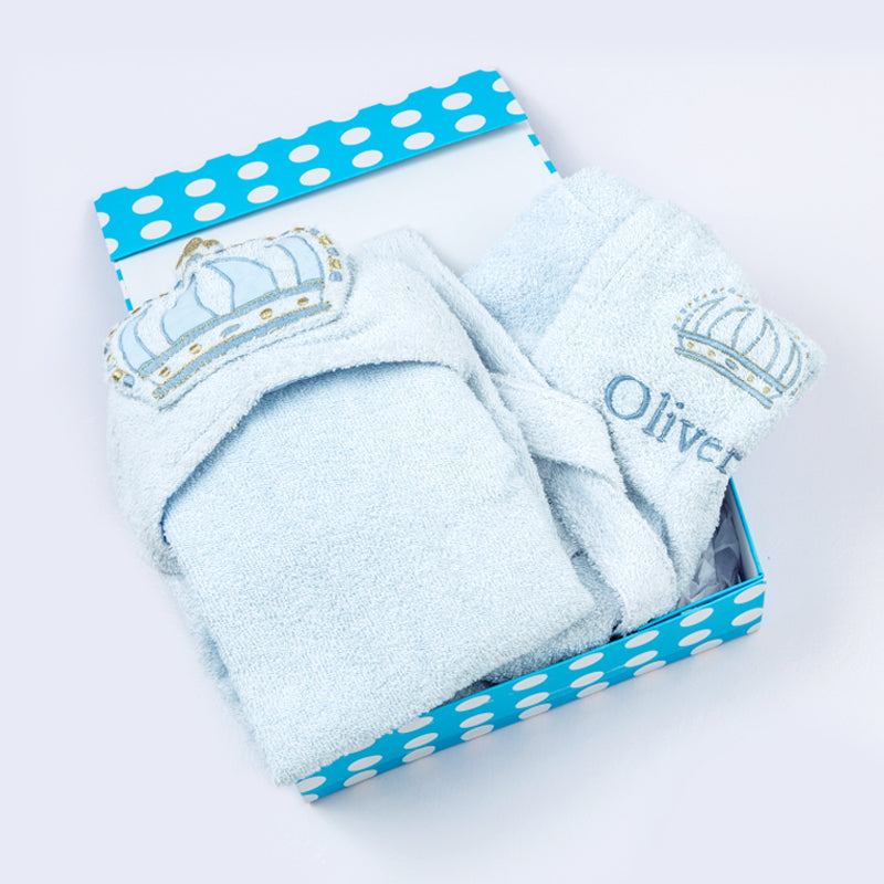 """Spa Time"" Toddler Gift Set (Prince)"