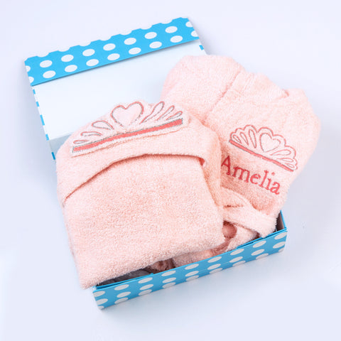 """Spa Time"" Toddler Gift Set (Princess)"