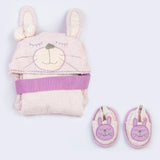 """Spa Time"" New Born Gift Set (Bunny)"