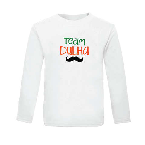 Team Dulha - Organic Cotton Tees for Toddlers