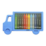 Personalised Melissa & Doug Wax Crayons: Truck