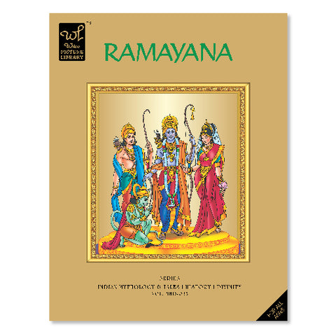 The Ramayana - VOL. MHD-033