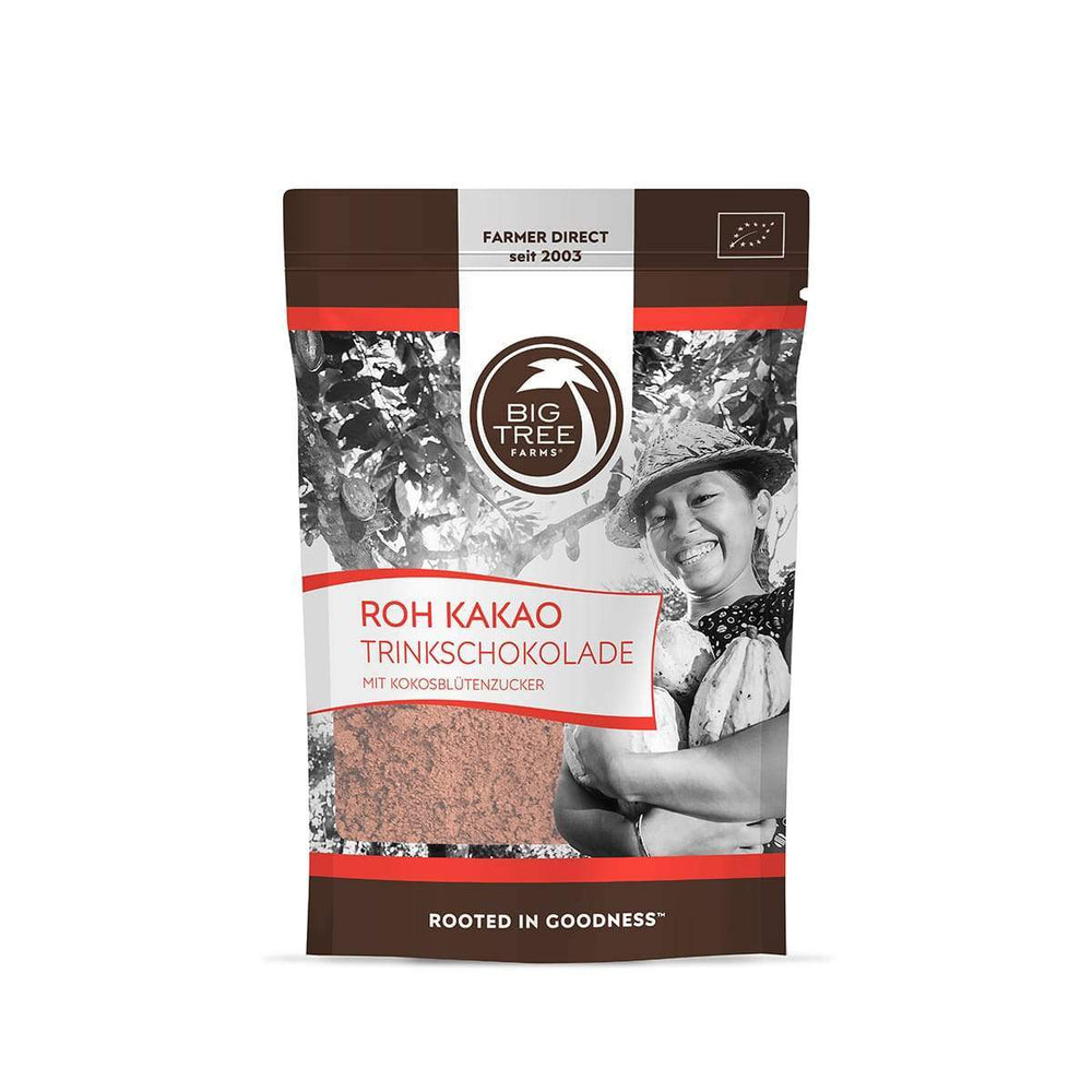 Chocolat cru en poudre - Big Tree Farms - 120g - Supradelic