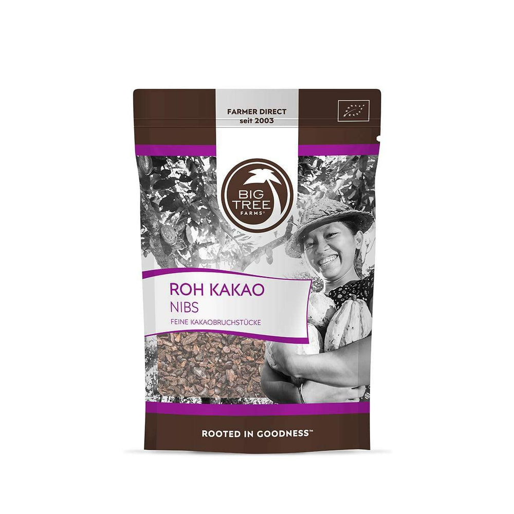 Eclats de Cacao Cru Bio - Big Tree Farms - 120g - Supradelic