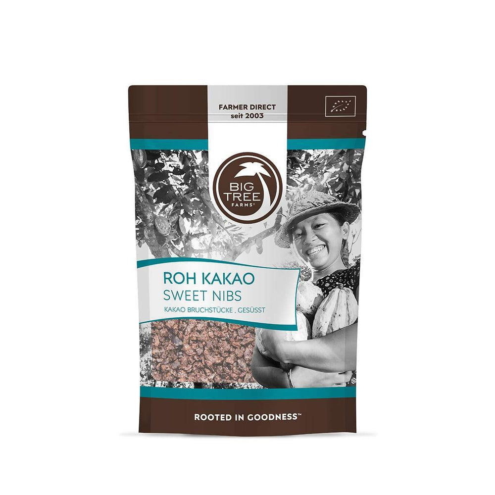 Délices de Cacao Cru - Big Tree Farms - 100g - Supradelic
