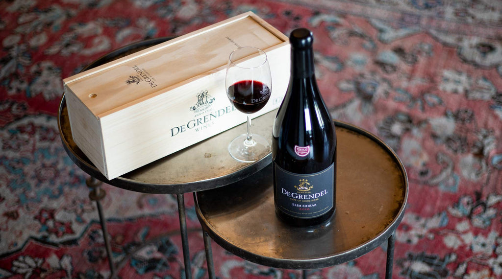 De Grendel Elim Shiraz Makes it a Double - and a Triple