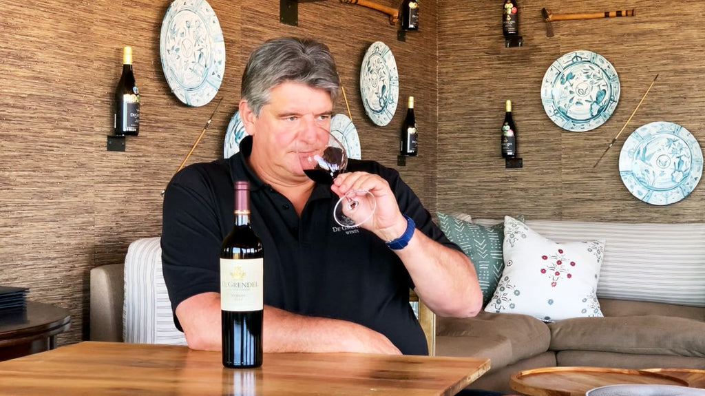 Together with Wine: Charles Hopkins talks Merlot