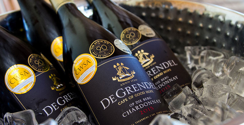 De Grendel Op Die Berg Chardonnay One of the Best in the World