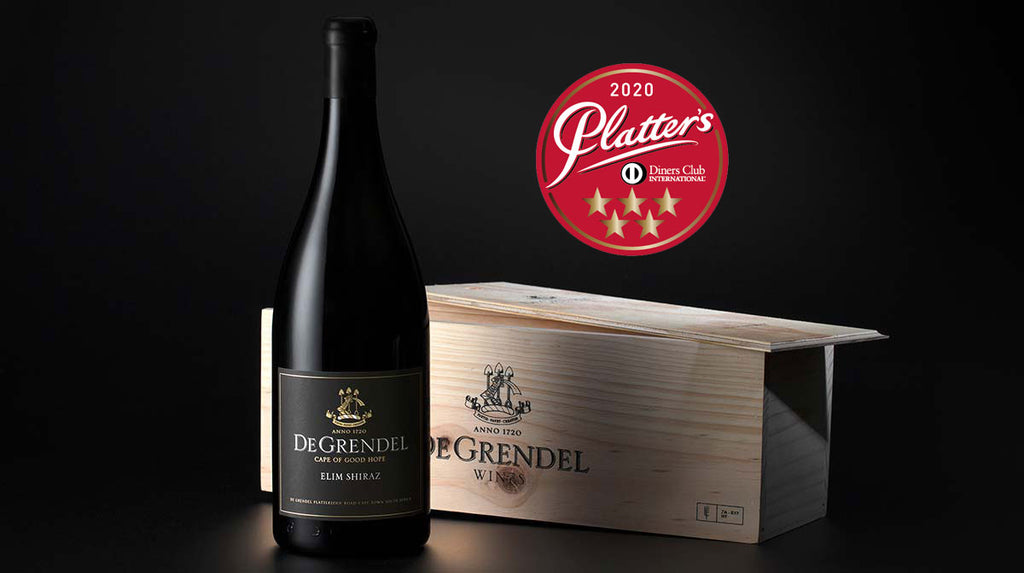 Cool-Climate Elim Produces First Platter's 5-Star Wine For De Grendel