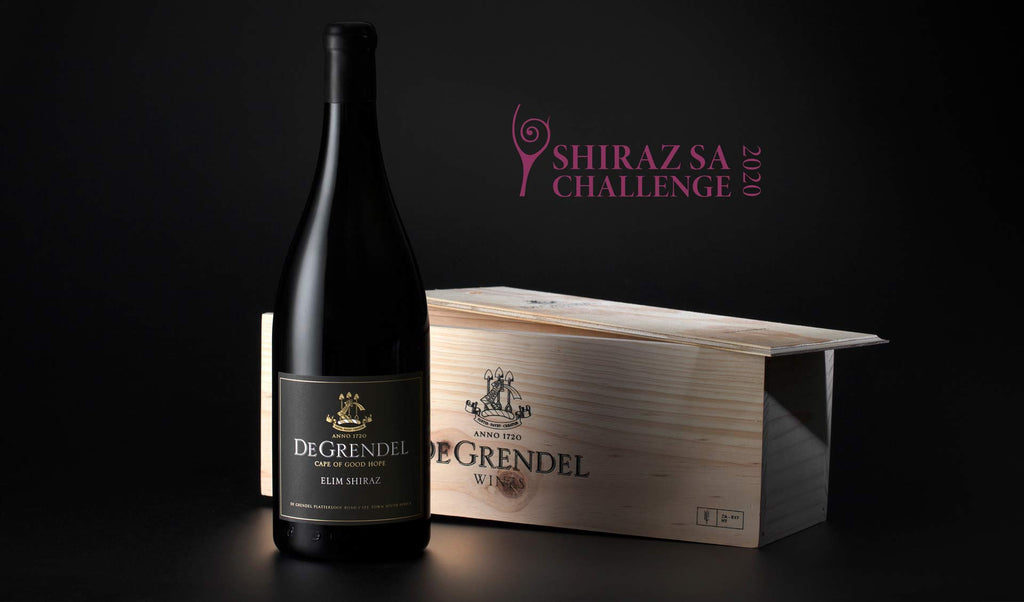 De Grendel's Unique Elim Shiraz Continues Its Winning Ways