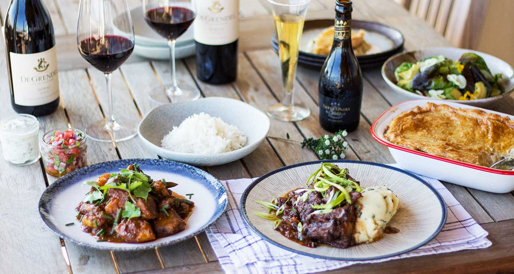 Tasty Frozen Meals Delivered Straight to Your Door from De Grendel