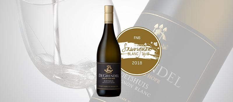 Soaring to the Top at the FNB Sauvignon Blanc Top 10 with De Grendel