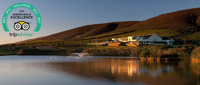 De Grendel Enters TripAdvisor's Hall of Fame