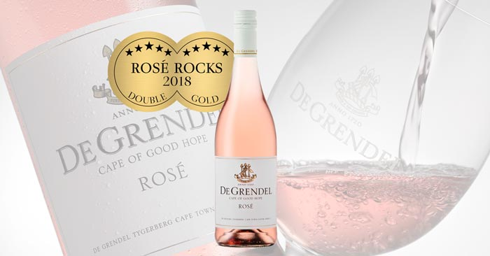 De Grendel Walks Away Proudly at Rosé Rocks 2018