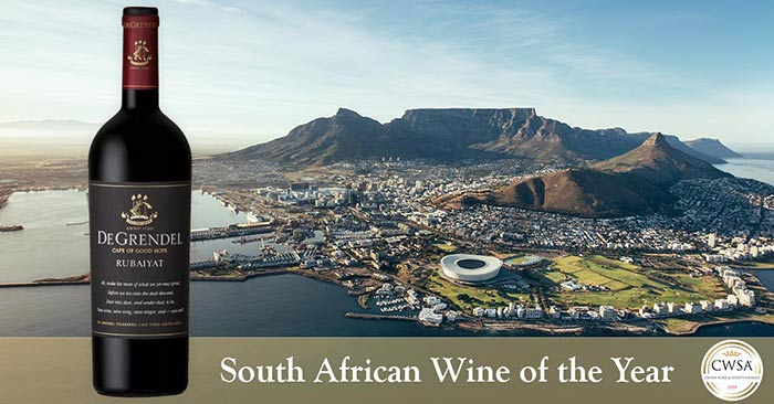 De Grendel Triumphs at the China Wine & Spirits Awards 2018