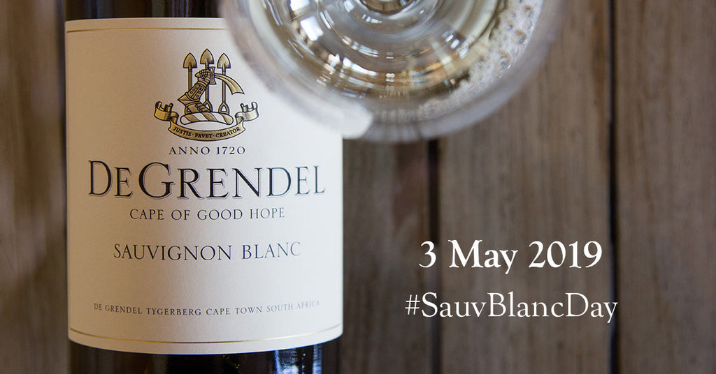 Celebrate #SauvBlancDay with De Grendel